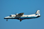 パンダさんが、成田国際空港で撮影した新中央航空 228-212の航空フォト(飛行機 写真・画像)
