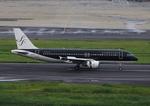 ふじいあきらさんが、羽田空港で撮影したスターフライヤー A320-214の航空フォト(飛行機 写真・画像)
