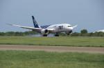 info-skyさんが、秋田空港で撮影した全日空 787-8 Dreamlinerの航空フォト(飛行機 写真・画像)