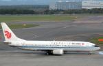 Dojalanaさんが、新千歳空港で撮影した中国国際航空 737-8Q8の航空フォト(写真)