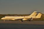 パンダさんが、羽田空港で撮影したバンク・オブ・アメリカ BD-700-1A10 Global Expressの航空フォト(飛行機 写真・画像)