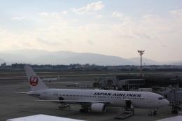 yosuke72さんが、伊丹空港で撮影した日本航空 767-346の航空フォト(飛行機 写真・画像)
