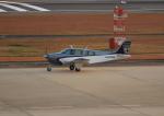 ふじいあきらさんが、広島空港で撮影した日本個人所有 A36 Bonanza 36の航空フォト(飛行機 写真・画像)