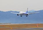 ふじいあきらさんが、広島空港で撮影した全日空 777-281の航空フォト(写真)