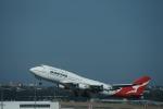 m-takagiさんが、シドニー国際空港で撮影したカンタス航空 747-438/ERの航空フォト(写真)