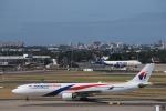m-takagiさんが、シドニー国際空港で撮影したマレーシア航空 A330-323Xの航空フォト(飛行機 写真・画像)