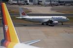 m-takagiさんが、シドニー国際空港で撮影したエアカラン A320-232の航空フォト(飛行機 写真・画像)