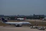 m-takagiさんが、シドニー国際空港で撮影したユナイテッド航空 747-451の航空フォト(飛行機 写真・画像)
