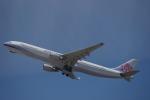 m-takagiさんが、シドニー国際空港で撮影したチャイナエアライン A330-302の航空フォト(飛行機 写真・画像)