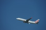 m-takagiさんが、シドニー国際空港で撮影したヴァージン・オーストラリア 737-8FEの航空フォト(飛行機 写真・画像)