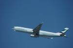 m-takagiさんが、シドニー国際空港で撮影したキャセイパシフィック航空 A330-342Xの航空フォト(飛行機 写真・画像)