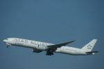 m-takagiさんが、シドニー国際空港で撮影したシンガポール航空 777-312/ERの航空フォト(飛行機 写真・画像)