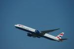 m-takagiさんが、シドニー国際空港で撮影したブリティッシュ・エアウェイズ 777-336/ERの航空フォト(飛行機 写真・画像)