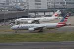 肉食獣さんが、羽田空港で撮影したアメリカン航空 777-223/ERの航空フォト(写真)