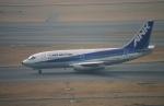 ja007gさんが、羽田空港で撮影したエアーニッポン 737-281/Advの航空フォト(写真)