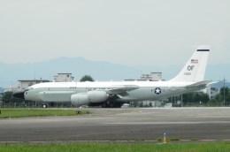 デルタおA330さんが、横田基地で撮影したアメリカ空軍 RC-135S/TF33 (717-158)の航空フォト(飛行機 写真・画像)