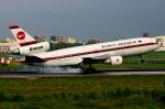 RUSSIANSKIさんが、シャージャラル国際空港で撮影したビーマン・バングラデシュ航空 DC-10-30の航空フォト(写真)