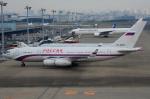 RUSSIANSKIさんが、羽田空港で撮影したロシア航空 Il-96-300の航空フォト(飛行機 写真・画像)