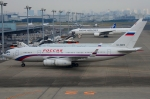 RUSSIANSKIさんが、羽田空港で撮影したロシア航空 Il-96-300の航空フォト(写真)