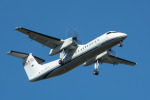 パンダさんが、成田国際空港で撮影した国土交通省 航空局 DHC-8-315Q Dash 8の航空フォト(写真)