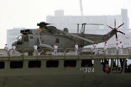 KTX8929さんが、晴海港で撮影したオーストラリア海軍の航空フォト(飛行機 写真・画像)