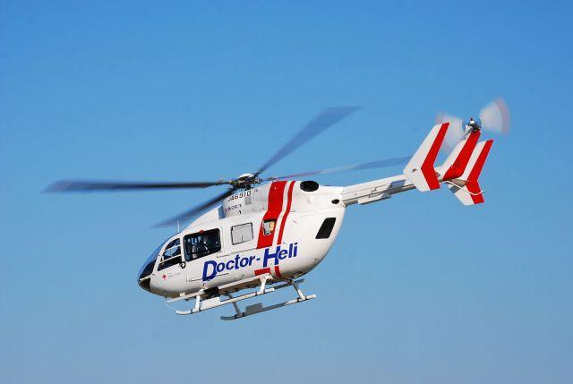 群馬ヘリポート - Gunma Heliportで撮影された群馬ヘリポート - Gunma Heliportの航空機写真