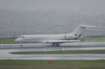 pringlesさんが、羽田空港で撮影したアメリカ企業所有 BD-700-1A10 Global Expressの航空フォト(写真)