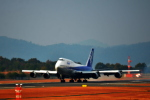 fanky617さんが、広島空港で撮影した全日空 747-481(D)の航空フォト(写真)