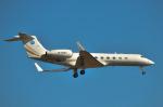 パンダさんが、成田国際空港で撮影した北京首都航空 G-V-SP Gulfstream G550の航空フォト(写真)