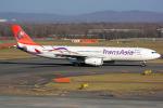 Tomo-Papaさんが、新千歳空港で撮影したトランスアジア航空 A330-343Xの航空フォト(写真)