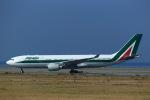 T.Sazenさんが、関西国際空港で撮影したアリタリア航空 A330-202の航空フォト(写真)
