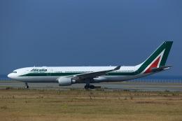 T.Sazenさんが、関西国際空港で撮影したアリタリア航空 A330-202の航空フォト(飛行機 写真・画像)