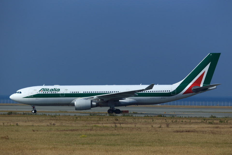 T.Sazenさんのアリタリア航空 Airbus A330-200 (EI-EJI) 航空フォト
