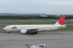 masaojiさんが、新千歳空港で撮影した日本航空 777-246の航空フォト(写真)