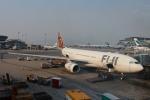 Sirius8981さんが、香港国際空港で撮影したフィジー・エアウェイズ A330-243の航空フォト(写真)