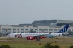 Sirius8981さんが、台湾桃園国際空港で撮影したエアアジア・エックス A330-343Xの航空フォト(飛行機 写真・画像)