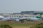 Sirius8981さんが、台湾桃園国際空港で撮影したエバー航空 777-35E/ERの航空フォト(飛行機 写真・画像)