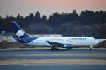 成田国際空港 - Narita International Airport [NRT/RJAA]で撮影されたアエロメヒコ航空 - Aeromexico [AM/AMX]の航空機写真