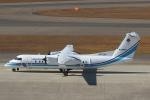 たにへいさんが、中部国際空港で撮影した海上保安庁 DHC-8-315 Dash 8の航空フォト(写真)