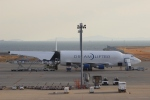たにへいさんが、中部国際空港で撮影したボーイング 747-4H6(LCF) Dreamlifterの航空フォト(飛行機 写真・画像)