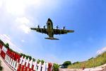 ちいたさんが、台北松山空港で撮影した中華民国空軍 C-130 Herculesの航空フォト(飛行機 写真・画像)