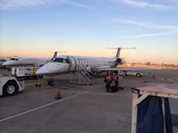 nyukioさんが、ナッシュビル国際空港で撮影したエクスプレスジェット・エアラインズ ERJ-145LRの航空フォト(飛行機 写真・画像)