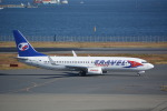 羽田空港 - Tokyo International Airport [HND/RJTT]で撮影されたトラベル・サービス - Travel Service Airlines [TVS]の航空機写真