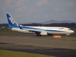 Mame @ TYOさんが、新千歳空港で撮影した全日空 737-881の航空フォト(飛行機 写真・画像)
