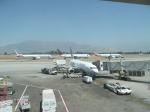 pepeA330さんが、アルトゥーロ・メリノ・ベニテス国際空港で撮影したデルタ航空 767-332/ERの航空フォト(写真)