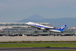 aMigOさんが、羽田空港で撮影した全日空 767-381/ERの航空フォト(写真)