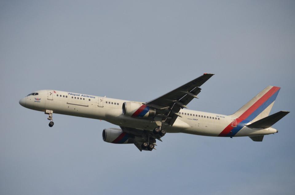 JALWAYSさんのネパール航空 Boeing 757-200 (9N-ACB) 航空フォト