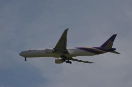 JALWAYSさんが、スワンナプーム国際空港で撮影したタイ国際航空 777-3AL/ERの航空フォト(飛行機 写真・画像)