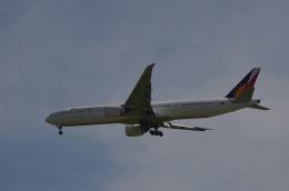 JALWAYSさんが、スワンナプーム国際空港で撮影したフィリピン航空 777-3F6/ERの航空フォト(飛行機 写真・画像)