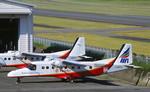動物村猫君さんが、大分空港で撮影した壱岐国際航空 228-200の航空フォト(写真)